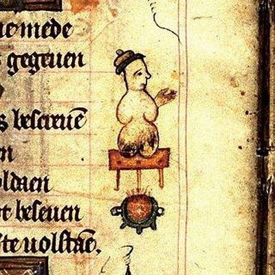 Pierwszy dowód na istnienie bałwana w średniowieczu