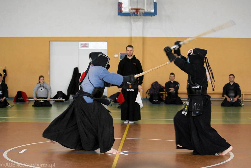 Zawody Północno-Wschodniej Ligi Kendo