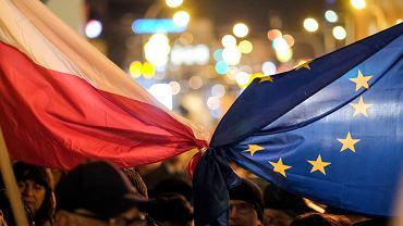 Co jest ważniejsze: prawo polskie czy unijne? Polacy odpowiedzieli w sondażu (zdjęcie ilustracyjne)