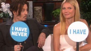 Johnny Depp i Gwyneth Paltrow