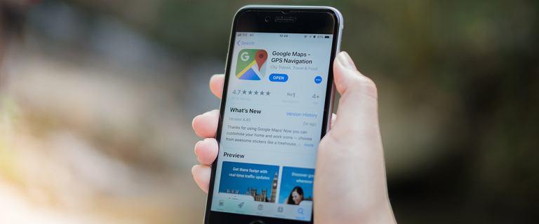 Google udostępnia komunikator w aplikacji Mapy