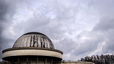 Planetarium w Parku Śląskim