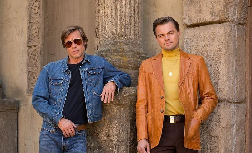 Leonardo DiCaprio, Brad Pitt na planie 'Once Upon a Time in Hollywood'