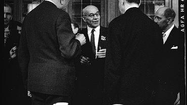 Władysław Gomułka, 1966