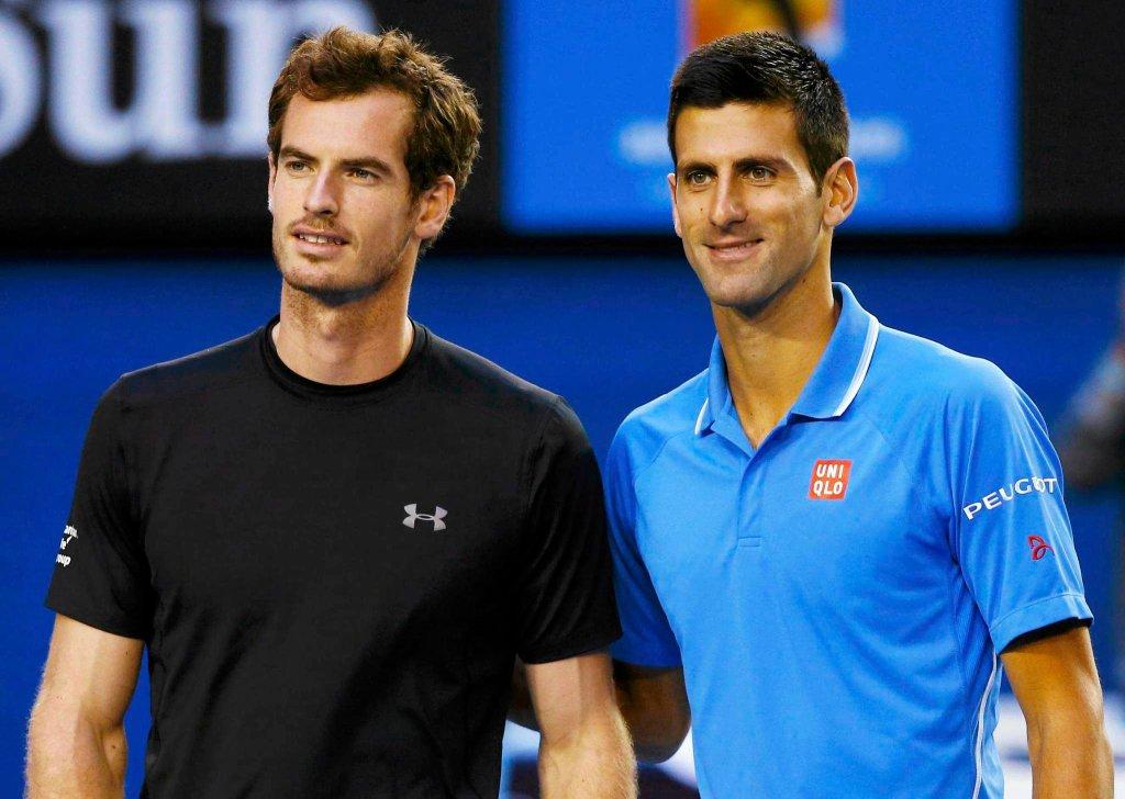 Andy Murray i Novak Djokovic