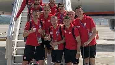 Krychowiak, Milik i Karol Linetty już na wakacjach. Polscy piłkarze odpoczywają po mundialu