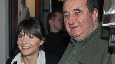 Agnieszka Suchora i Krzysztof Kowalewski