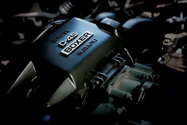 Silnik Boxer 2.0 - Subaru BRZ, Toyota GT-86, Scion FR-S