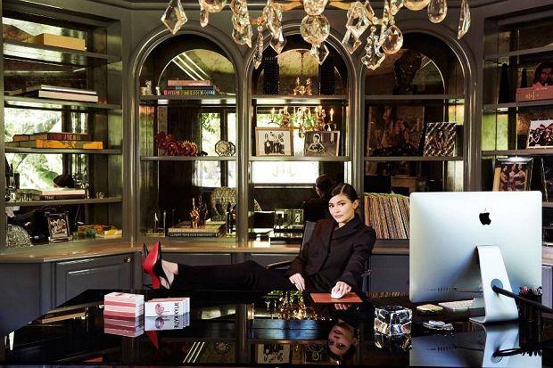 Kylie Jenner w magazynie Forbes