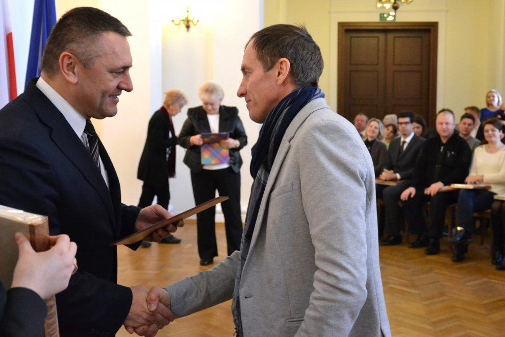 Denis Urubko odbiera polskie obywatelstwo