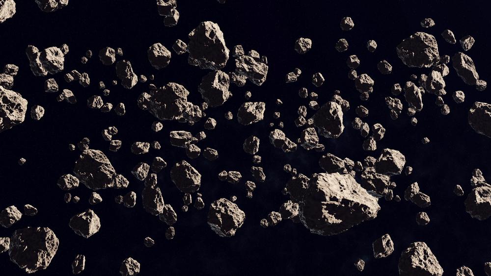 Wydobywanie metali z asteroid zapowiada się całkiem obiecująco (fot. Shutterstock)