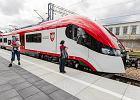 Prawie 125 mln zł na pięć pociągów dla metropolii