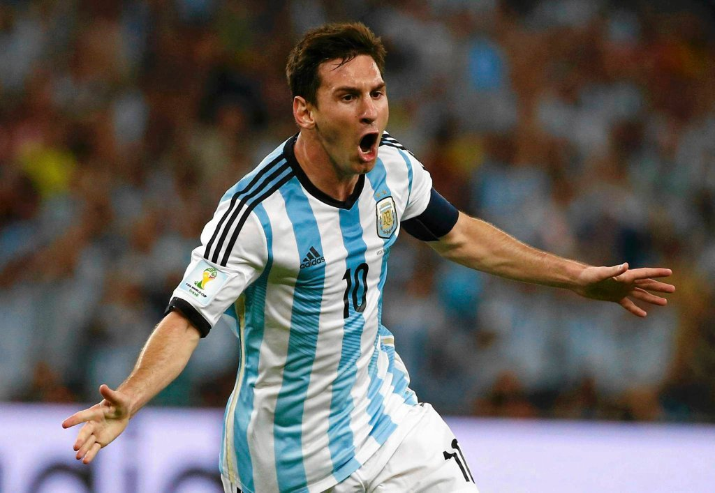 Argentyna - Bośnia i Hercegowina 2:1