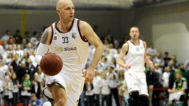 Grzegorz Kukiełka w meczu z Notecią rzucił 19 punktów