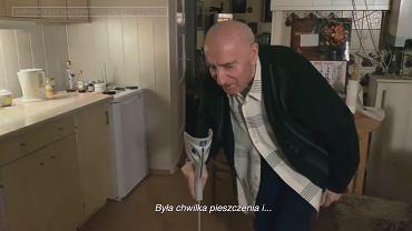Ksiądz Franciszek Cybula w filmie  'Tylko nie mów nikomu' braci Sekielskich