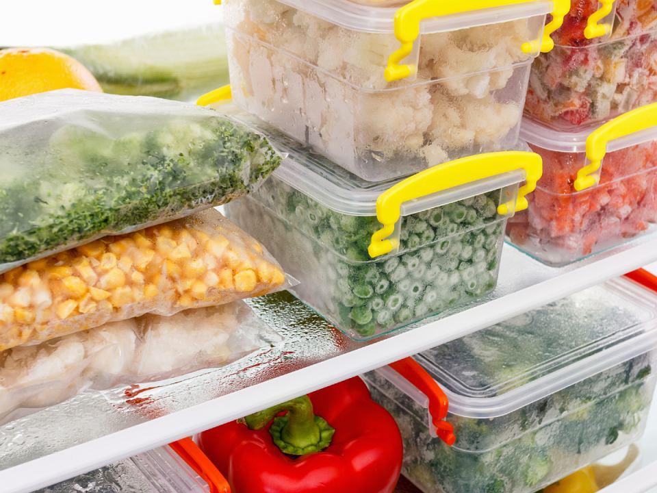 Przechowywanie żywności - pojemniki