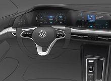 Nowy Volkswagen Golf - ósma generacja Golfa odsłania swoje wnętrze