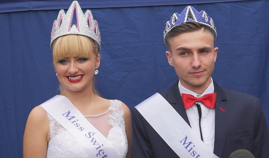 Miss 22. Bolesławieckiego Święta Ceramiki została Paulina Pawłowicz, a Misterem Kamil Wieczorek / Fot. Mat. UM Bolesławiec