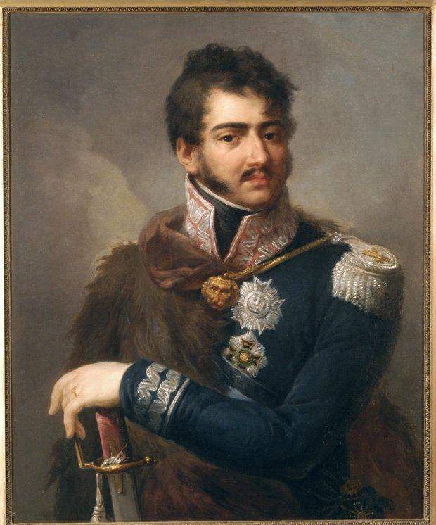 Józef Grassi, Książę Józef Poniatowski, ZKW
