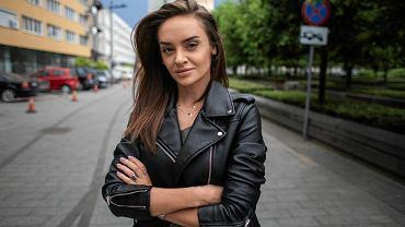 Sylwia Nowak, na Instagramie @sylwianowaq