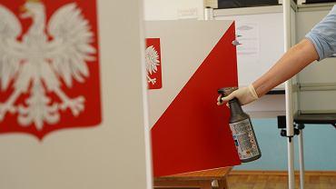 22.03.2020, Bemowo Piskie, wybory uzupełniające.