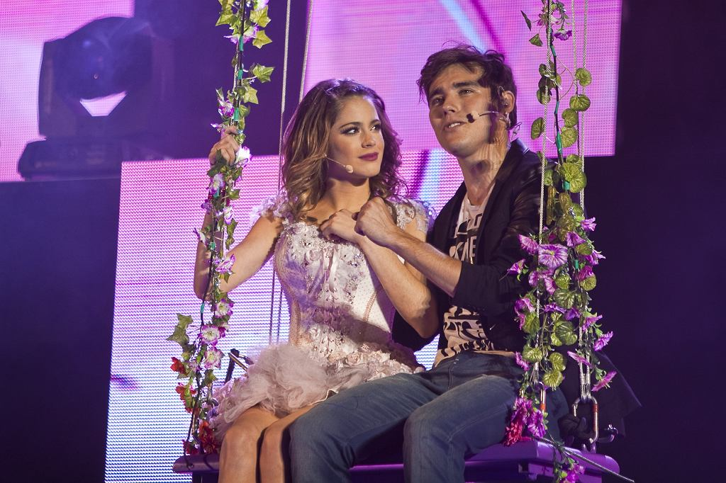 Violetta: Koncert (Violetta: Event), reż. Matthew Amos