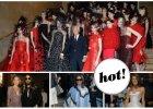 Giorgio Armani na swój pokaz Haute Couture zaprosił Kate Hudson, Chloe Moretz, Mirę Dumę, Jareda Leto i Sofię Loren. Jak było? [ZDJĘCIA]