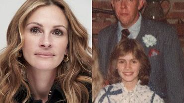 Julia Roberts, Michael Motes, ojczym