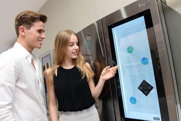 Lodówka LG Smart InstaView Door-in-Door