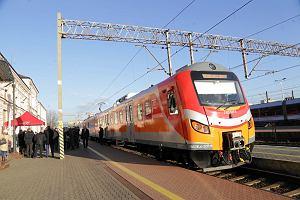 Podlaskie. Jest zgoda na budowę 23 kilometrów międzynarodowej linii kolejowej Rail Baltica