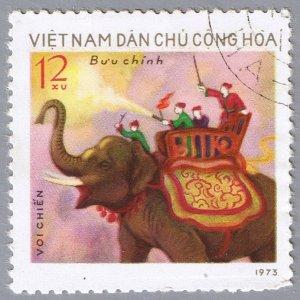 znaczek pocztowy wietnam