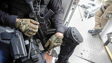 Strzelanina w Legnicy. Interweniowali antyterroryści (zdjęcie ilustracyjne)