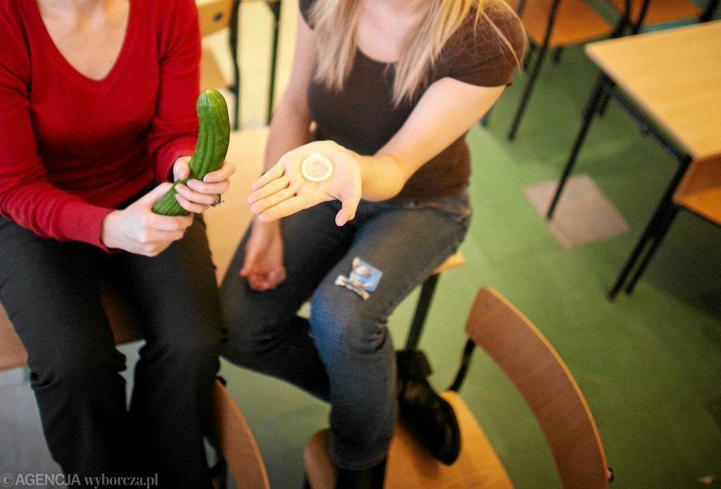 Edukacja seksualna w szkole...