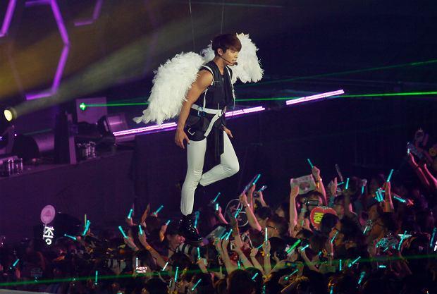 Hong Kong SKorea Singer's Death