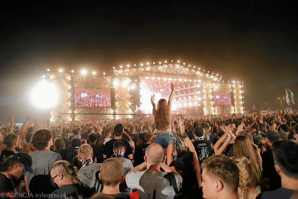 Kostrzyn nad Odrą. Pol'and'rock Festival, dawny Przystanek Woodstock
