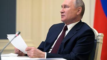 Russia Putin Climate Summit