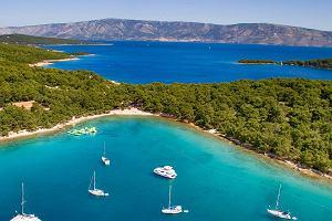 Urlop marzeń w Dalmacji - Split, Dubrownik, Hvar, Korcula to idealne miejsca na wypoczynek. TOP oferty