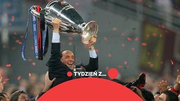 Silvio Berlusconi w latach 90. wymyślał futbol XXI wieku. Połączył wielki futbol z wielką polityką i telewizją