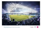 Ruch Chorzów. Zapierające dech wizualizacje nowego stadionu [ZDJĘCIA]