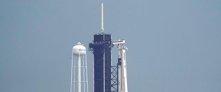 Zostały już tylko godziny. Historyczna załogowa misja w kosmos z USA