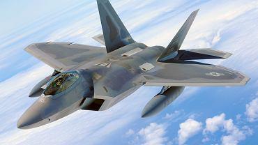 Myśliwiec F-22 Raptor