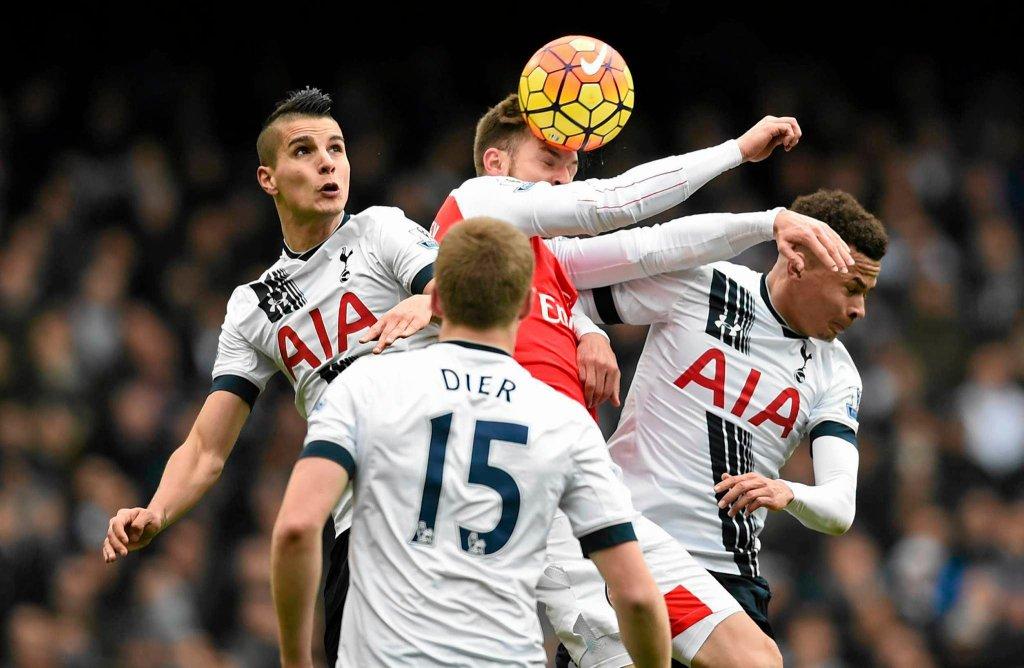 Tottenham - Arsenal 2:2
