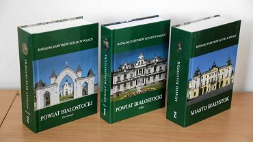 Przed rokiem w ręce czytelników trafił więc opasły tom 'Miasto Białystok'. Teraz zaś 'Powiat białostocki' - nie w jednym tomie, ale dwóch