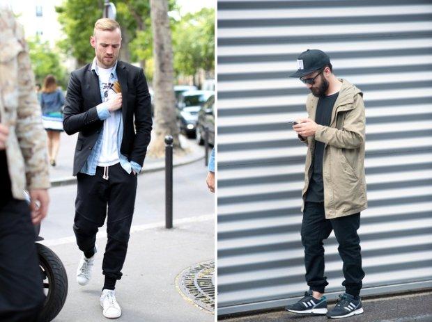 Paryska moda uliczna: bez szaleństw, ale inaczej