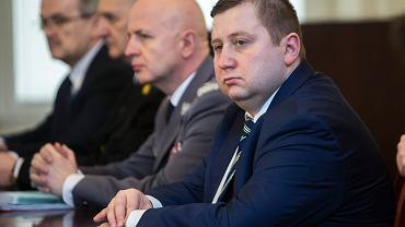 Paweł Majewski - nowy wiceprezes w spółce Orlenu eksploatującej największe w Polsce magazyny ropy naftowej.