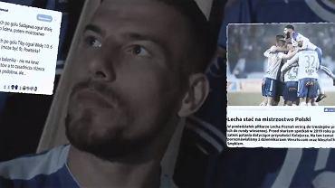 Lech Poznań zapowiada walkę w nowym sezonie Ekstraklasy