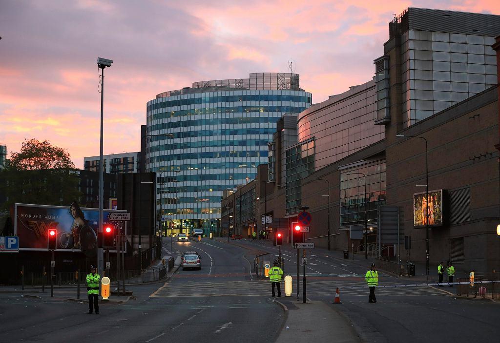 Atak w Manchesterze po koncercie Ariany Grande. Śledztwo policji