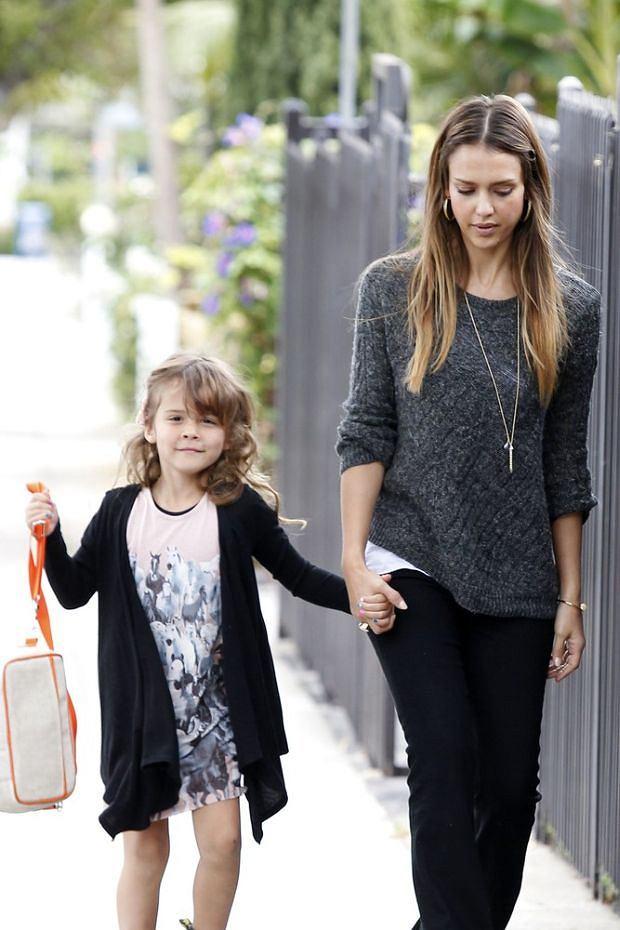 Jessica Alba, córka, Honor
