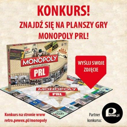 Konkurs MONOPOLY PRL / fot. mat. pras.