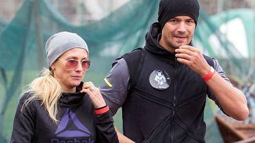 Sylwia Juszczak i Mikołaj Krawczyk